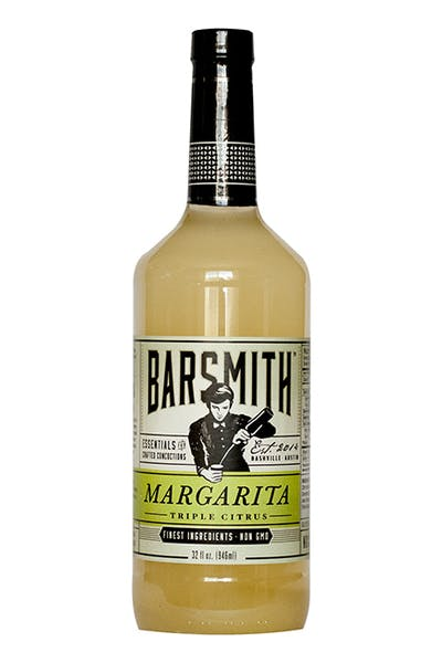 Barsmith Non-GMO Triple Citrus Margarita Mix