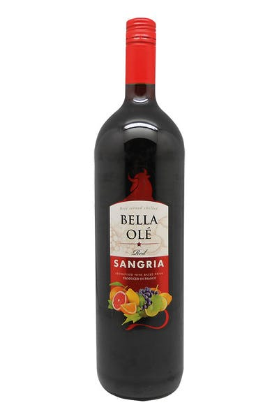 Bella Ole Red Sangria