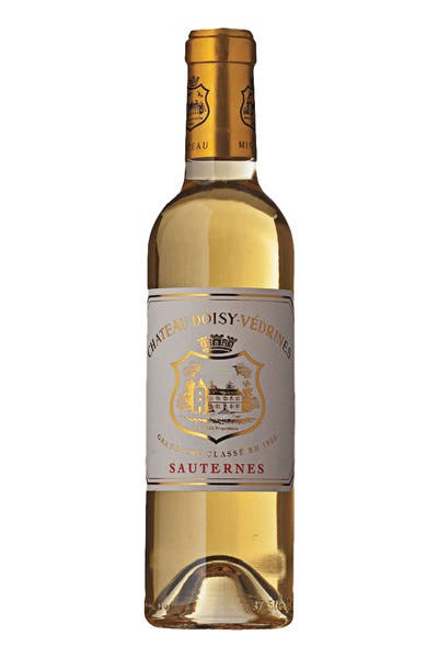 Chateau Doisy Vedrines Sauternes 2009