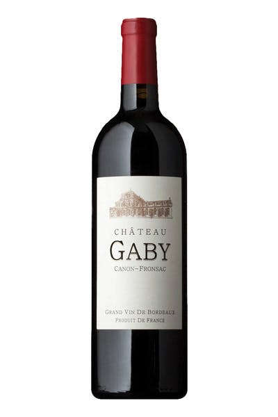 Chateau Du Gaby Canon Fronsac 2009