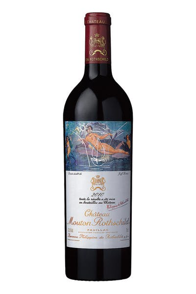 Chateau Mouton Rothschild Pauillac 2010