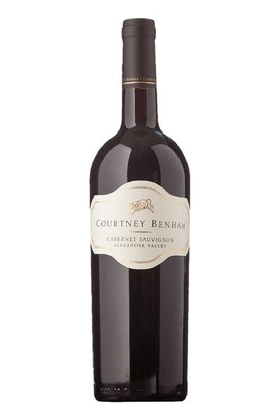 Courtney Benham Cabernet Sauvignon