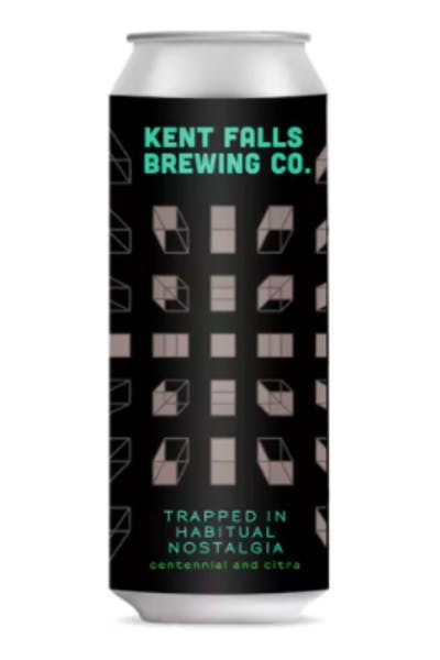 Kent Falls Trapped In Habitual Hoppy Blonde Ale