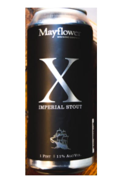 Mayflower X Imperial Stout