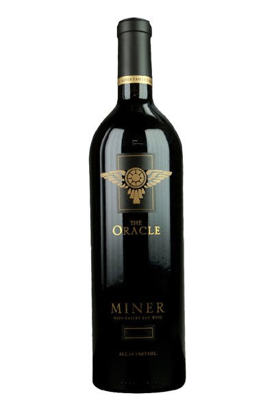 Miner 'the Oracle' Napa