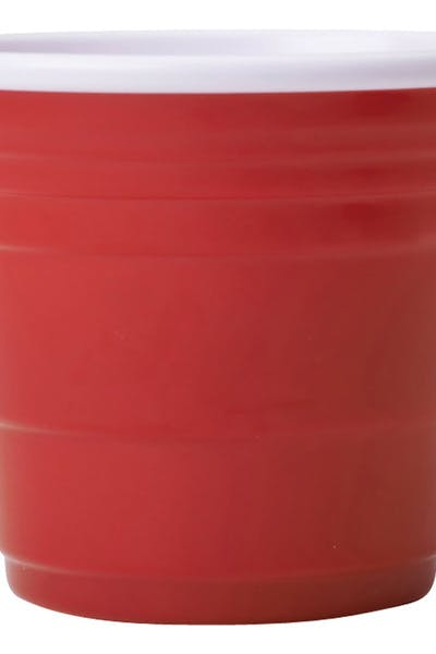 Red Cup Living   2oz Red Shooter