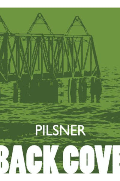 Rising Tide Back Cove Pilsner