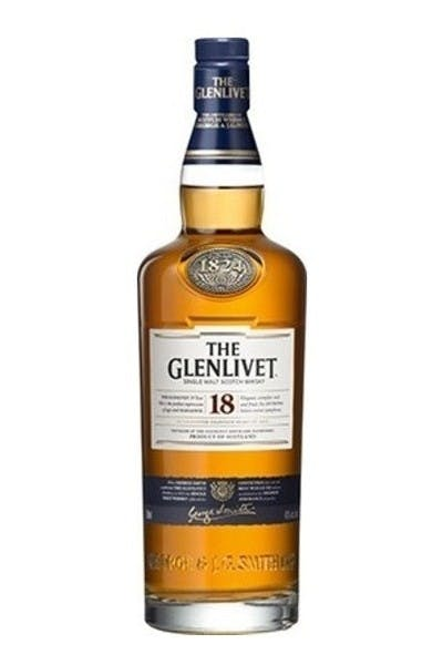 The Glenlivet 18 Year