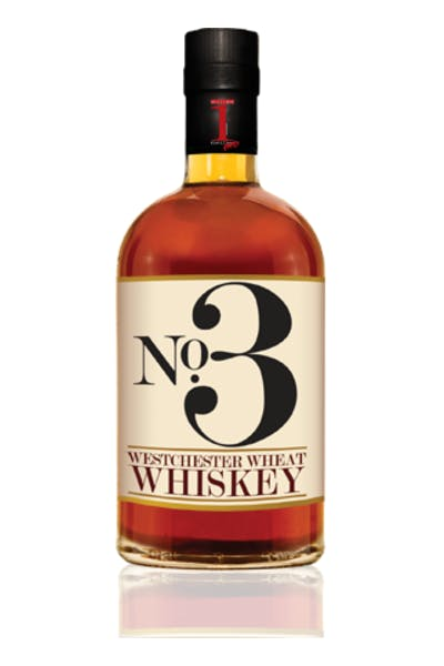 Still The One No. 3 Westchester Wheat Whiskey